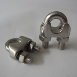 Stainless Steel Wire Rope Clip pictures & photos