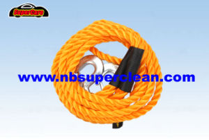 Flat Towing Rope for Cars pictures & photos
