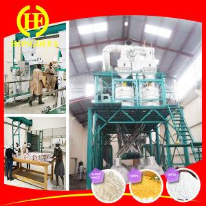 Mozambique 50t Tons Maize Milling Machine pictures & photos