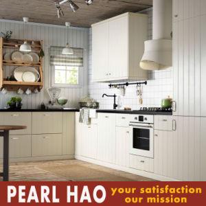Africa Modern Style MFC Melamine Kitchen Cabinet pictures & photos