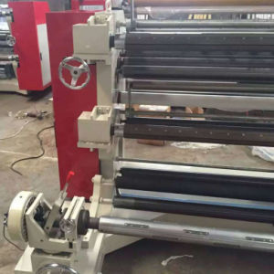 PP Woven Fabric Slitting and Rewinding Machine pictures & photos