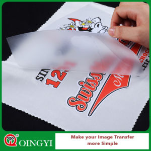 Qingyi Screen Printing Pet Film for Textile pictures & photos
