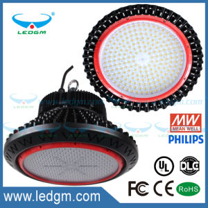 150W LED High Bay Light USA UFO High Bay Dlc UL with Meanwell Driver 5 Years Warranty pictures & photos