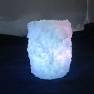 White and Blue Flameless LED Candle for Wedding and Gift pictures & photos