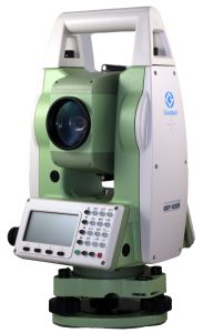 High Precision Electronic Total Station with 600m Reflectorless Measurement for Construction Surveying pictures & photos