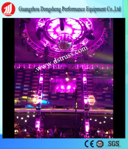 in Store Concert Stage Circle Roof Lighting Truss pictures & photos