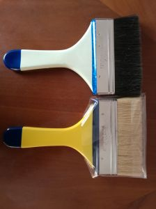 Paint Brush Woodle Handen and Plastic Handle pictures & photos