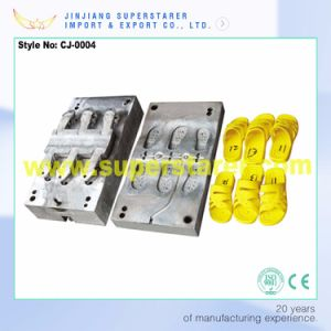 EVA Sandal Sole Mold Sandals Clogs Shoe Mould, EVA Shoe Aluminum Mould pictures & photos