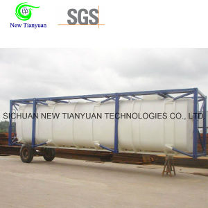 3-350m3 Capacity Lox/Lco2 Cryogenic Liquid Storage Tank pictures & photos