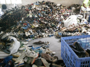 Wholesale Fashion Second Hand Used Shoes Sports Sneakers African Market pictures & photos