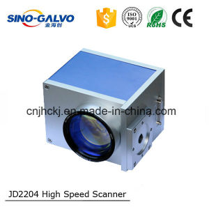 10mm Beam Jd2204 YAG Laser Cutting Galvo Head with Digital Xy2-100 pictures & photos