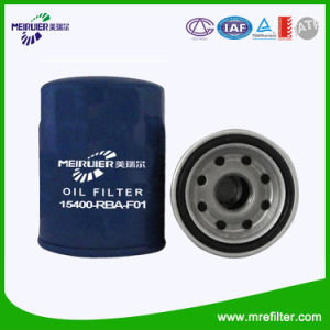 Best Selling Spin on Oil Filter 15400-Rba-F01 for Toyota pictures & photos