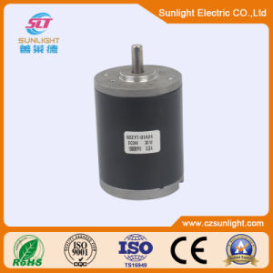 24V DC Electric Bush Motor for Household Appliances pictures & photos