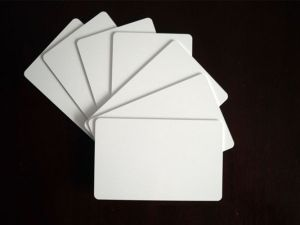 Cheap White PVC ID Card for Access Control System pictures & photos