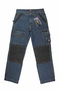 High Quality Men′s Workwear Wholesale Denim Jeans (MY-012) pictures & photos
