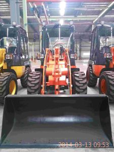 Kipor Wheel Loader (KDD10) pictures & photos