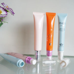 Bb Skin Care Cosmetic Tube with Pump Cap pictures & photos
