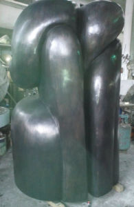 Abstract The Statue, Outdoor Garden Decorative Sculpture Pure Handmade pictures & photos