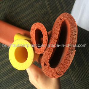 OEM Sponge Rubber Foam Insulation Tube pictures & photos