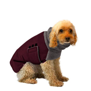 Polar Fleece Dog Coat Pet Clothing pictures & photos