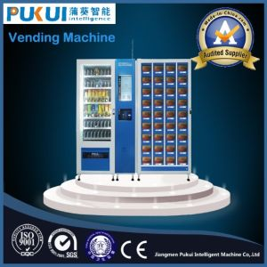Smart Drink and Snack Vending Machine with 7-Inch Touch Screen pictures & photos
