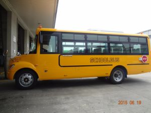 Sunlong Medium Euro 3 School Bus (SLK6800) pictures & photos