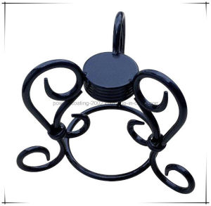 Black Powder Coating with Cheap Price pictures & photos