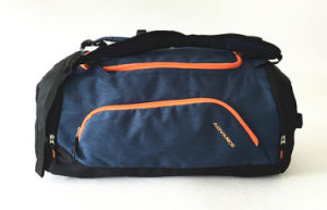 Good Quality Polyester Sport Travel Bag in Nice Color pictures & photos