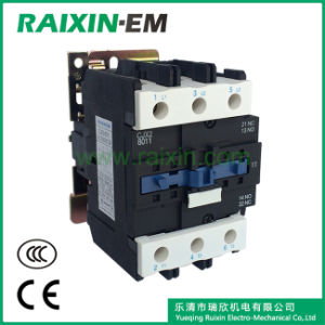 Raixin Cjx2-8011 AC Contactor 3p AC-3 380V 37kw Magnetic Contactor