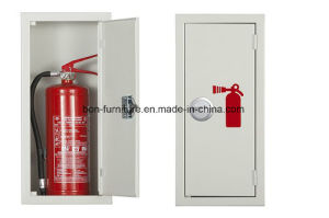 Metal single Door Fire Extinguisher Cabinet /Metal Fire safety Cabinet pictures & photos