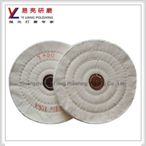 Guangzhou Yi-Liang Cutlery, Tableware and Dinner Set Final Mirror Finishing Cotton Grinding Wheel pictures & photos