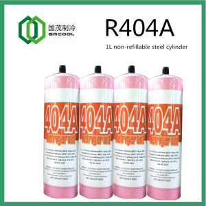 R404A Refrigerant in Small Can, Manufacturer pictures & photos