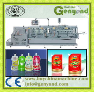 Automatic Tomato Paste Sachet Packing Machine pictures & photos