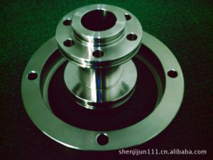 Precision CNC Machining and Die Casting Aluminum Natural Anodized Mechanical Parts pictures & photos