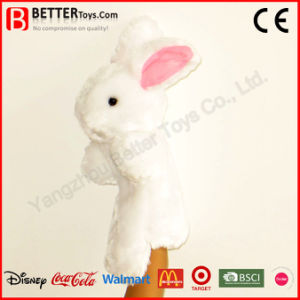 Soft Plush Animal Toy Stuffed Rabbit Hand Puppet pictures & photos