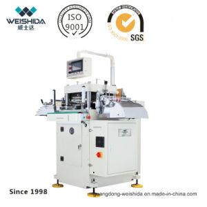 Wgs420 Intelligent Hi-Speed Follow-up Pressure &Guide Die-Cutting Machine