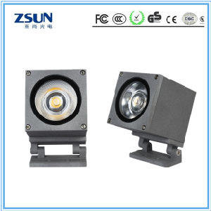 Zsun Hot Sale Bridgelux Chip High Quality 50W LED Flood Light pictures & photos