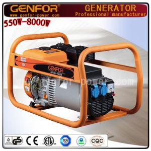 Air Cooled 650W Gasoline Generator Mini gasoline Generator for Home Use pictures & photos
