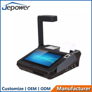 Jp762A EMV Approved 7 Inch Touch Screen All in One Android POS Machine pictures & photos