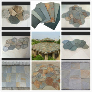 Chinese Slate Stack Stone for Wall Tile pictures & photos