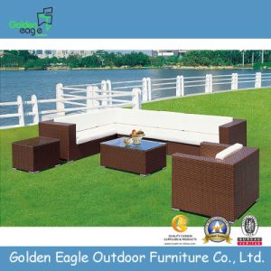 Beautiful Outdoor Rattan Sofa Set, Outdoor Furniture (S0009)