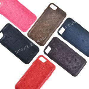 Soft TPU Leather Case Phone Case for iPhone 6 6splus 7 7plus TPU for Motorola G5plus TPU+Leather+Cushioning Material 3in1 Case (XSP-0001) pictures & photos