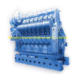 Brand New Man 9L 21/31 Diesel Engine pictures & photos