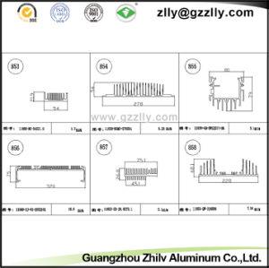Building Material Costal Aluminum Comb Heat Sink/Aluminum Alloy pictures & photos
