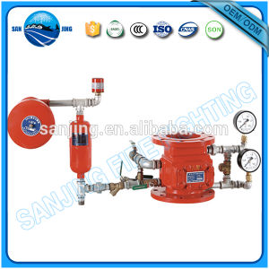 Wholesale Wet Pipe Fire Alarm Check Valve 3 to 8 Inch Fire Fighting Equipment pictures & photos