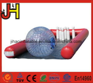 PVC Tarpaulin Inflatable Zorb Ball Race Track pictures & photos