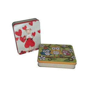 Gift Tin Box Custom Printing Metal Tin Container pictures & photos