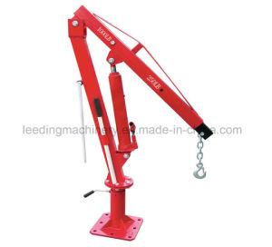 1ton Low Profile Foldable Shop Crane Cherry Picker Lift pictures & photos