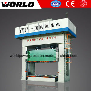H Frame Type Single Action Hydraulic Press (YW27) pictures & photos