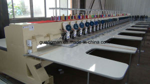 Hye- He 627/250*550*1300 Single Sequins Semi High Speed Embroidery Machine pictures & photos